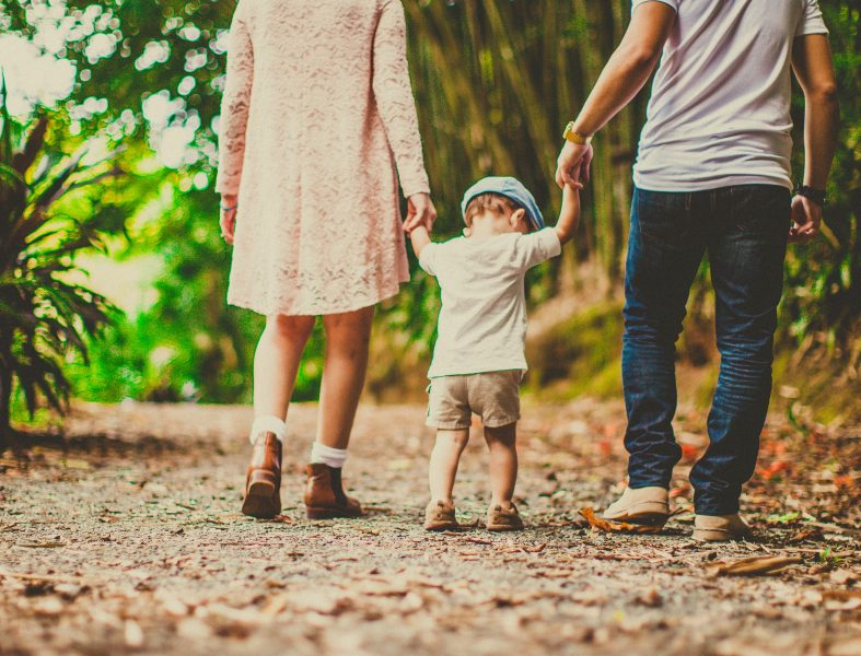 Latrelatie combineren met een kind